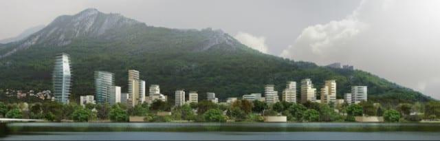 Le projet immobilier de l'Esplanade à Grenoble