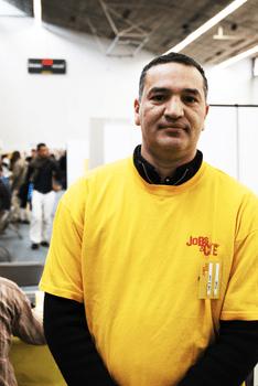 Abdel Belmokadem, fondateur de Nes & Cités. © Matthieu Windey