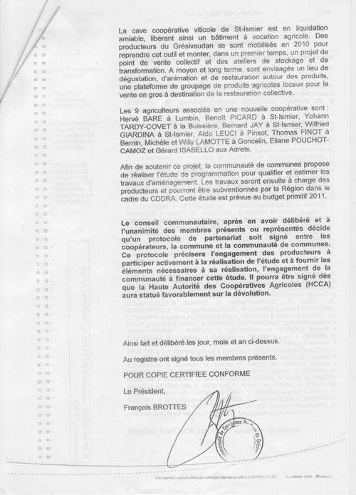 Prise illégale d'intérêts et trafic d'influence à Saint-Ismier près de Grenoble (Isère).