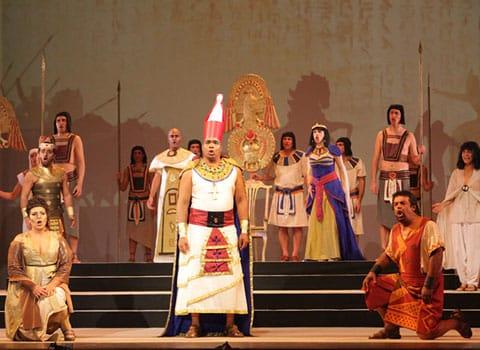 Nabucco par la Fabrique Opéra à Grenoble. © Fabrique Opéra