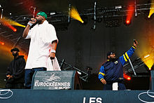 Wu Tang Clan Belfort 2007