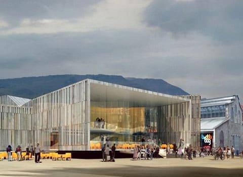 La Belle électrique, nouvelle salle de musiques amplifiées à Grenoble