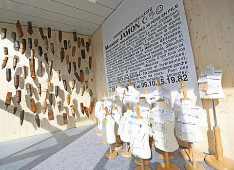 Exposition une collection de collection à Grenoble et sur le campus de Saint-Martin-d'Hères.