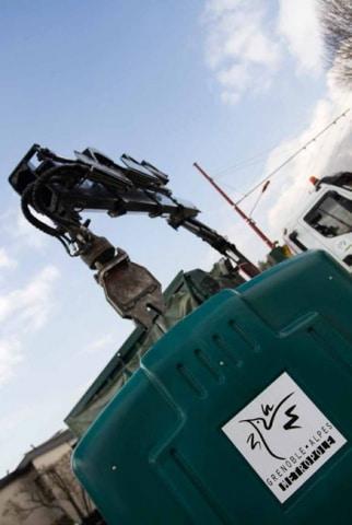 A Grenoble, le recyclage des déchets a encore une bonne marge de progression. Notamment le verre recyclé