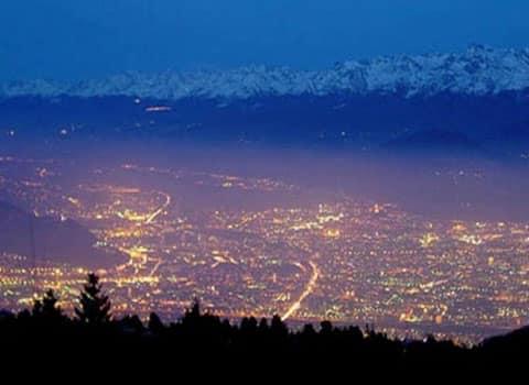 Grenoble éclairage public GEG