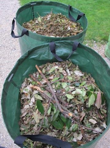Le traitement des déchets verts se fait sur deux plate-formes dédiées : La Buisse et Saint-Quentin-en-Isère. © Patricia Cerinsek - Place Gre'net