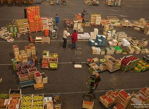 Lutte contre le gaspillage alimentaire à Grenoble
