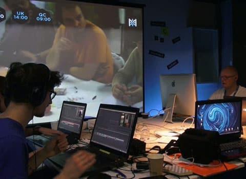 Troisième édition Muséomix : le Musée dauphinois à Grenoble a permis à des équipes de Muséomixeurs de réaliser des prototypes innovants au service de la culture.
