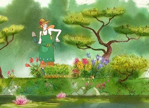 Tante Hilda, le dernier film d'animation de Jacques-Rémy Girerd ©Folimage