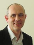 Patrick Pouchot, porte-parole de Vencorex sur le site de Pont-de-Claix.