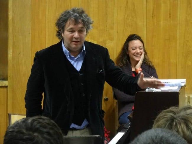 Patrick Souillot, directeur artistique et chef d'orchestre ©Théo Kosakevitch
