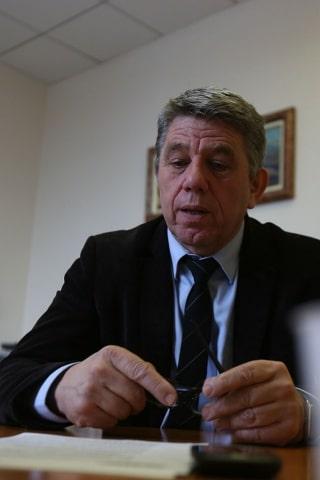 Michel Savin, sénateur LR de l'Isère © Nils Louna - Place Gre'net