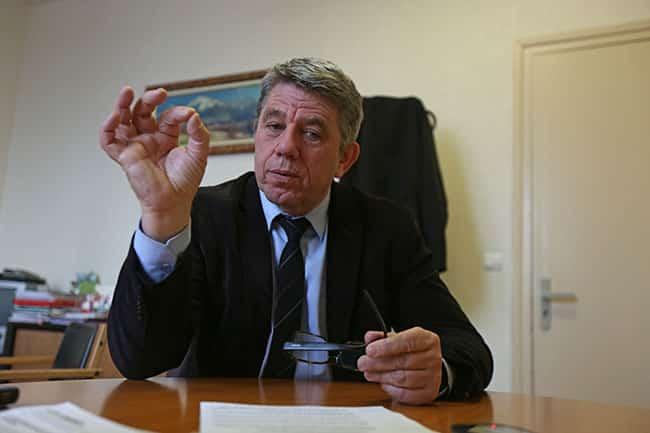 Michel Savin, sénateur Les Républicains de l'Isère © Nils Louna - Place Gre'net