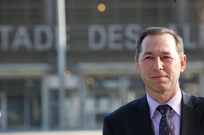 Pierre Tonneau, directeur général des services à la Métro Grenoble Alpes métropole