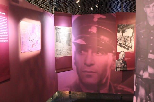 """L'exposition """"Automne 1943 - résistance et répressions"""" est à découvrir jusqu'au 19 mai au Musée de la Résistance de Grenoble © Maïlys Medjadj"""