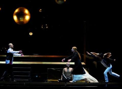 Orféo ed Euridice © Matthias Baus International Stiftung Mozarteum
