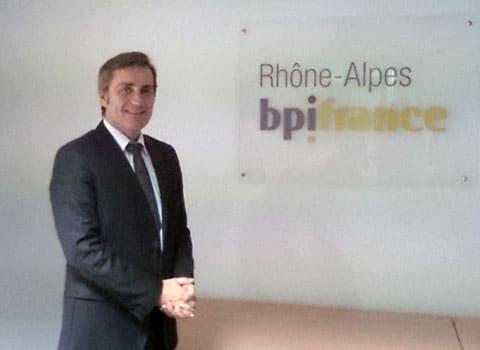 Laurent Bouquerel directeur BPI France Alpes
