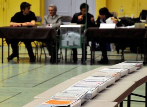 Élections municipales de 2014 © Place Gre'net