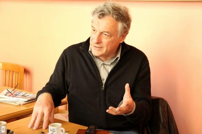 Paul Bron, conseiller municipal Rassemblement de gauche et de progrès - Go Citoyenneté © Place Gre'net