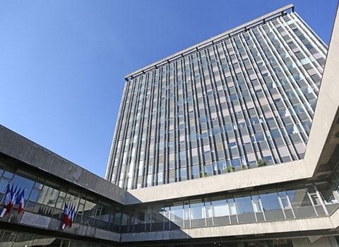 mairie de Grenoble