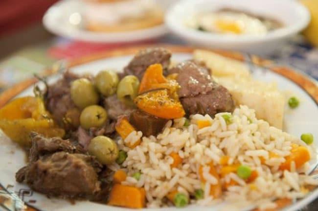 Le Crous Grenoble Alpes s'associe à l'opération Lundi Vert et ne proposera plus de viande ni de poisson dans ses menus le lundi. © Alimentation.gouv.fr