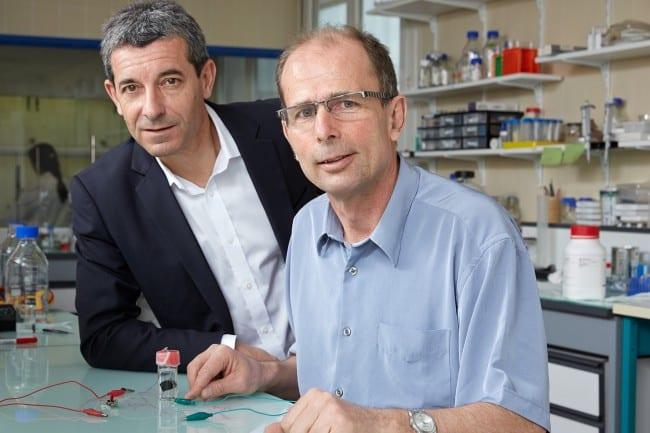 Philippe Cinquin et Serge Cosnier