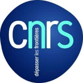 Logo du CNRS.