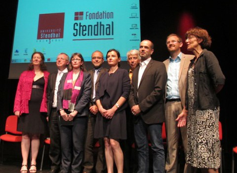 Fondation Stendhal. © Patricia Cerinsek - placegrenet.fr