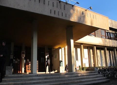 Université Stendhal. © Patricia Cerinsek - placegrenet.fr