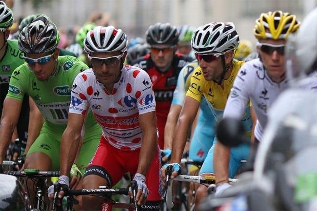 2014, la dernière fois que Grenoble a accueilli un départ d'une étape du Tour de France. En 2019, la capitale des Alpes va passer son tour. © Archive Nils Louna