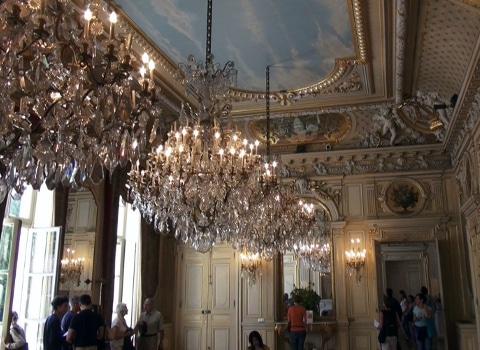 Salon de la préfecture de l'Isère. © Joël Kermabon – Place Gre'net