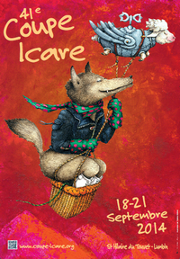 Affiche 41ème Coupe Icare