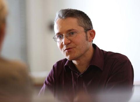 Laurent Bègue, professeur de psychologie sociale et l'auto-complaisance © Nils Louna - placegrenet.fr