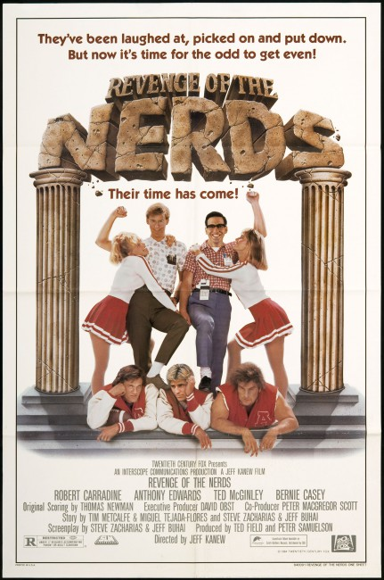Revenge of the Nerds, cinéma, geek