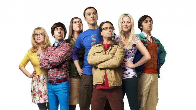 Big Bang Theory, sitcom, geek