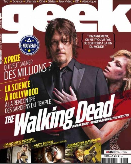 le magazine du geek