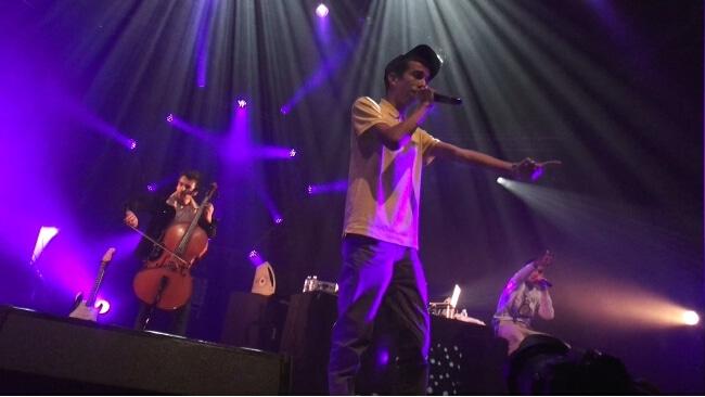 Concert du 9 octobre 2014 Rocktambule à Grenoblembule