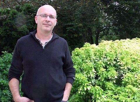 Antoine Choplin écrivain auteur du recueil de nouvelles Les gouffres