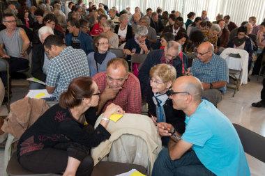 Réunion préparatoire des Assises citoyennes, le 27 septembre 2014. © Ville de Grenoble