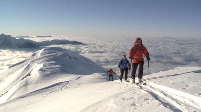 Vigilance orange dans les Alpes — Neige et verglas