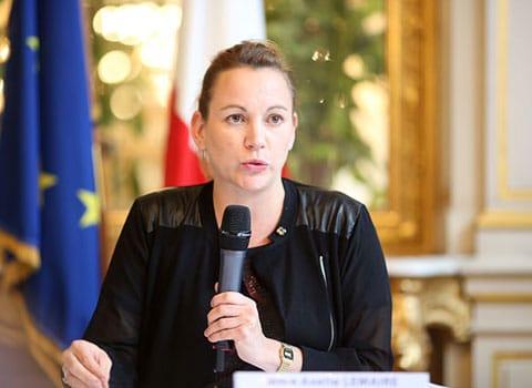 Axelle Lemaire secrétaire d'état au numérique French Tech Digital Grenoble