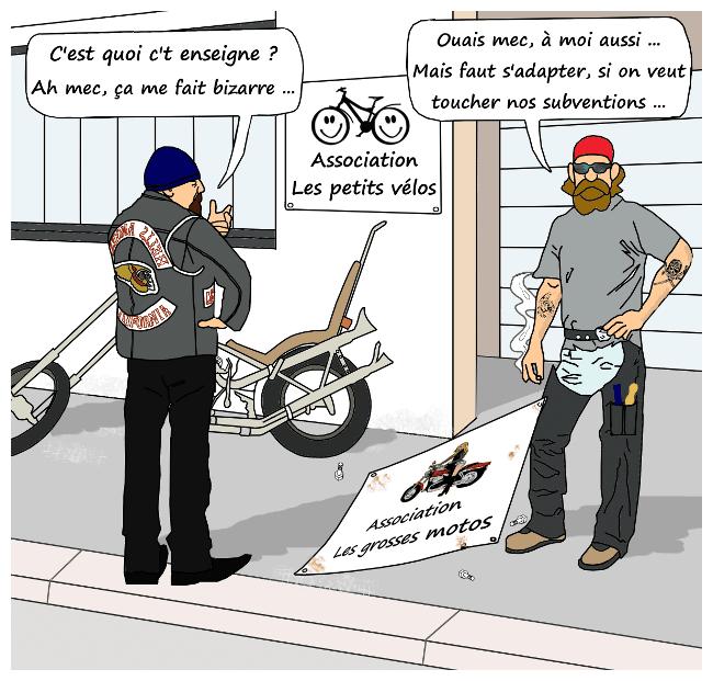 associations et clientélisme épisode 8 sur Place Gre'net © Véronique Magnin - placegrenet.fr