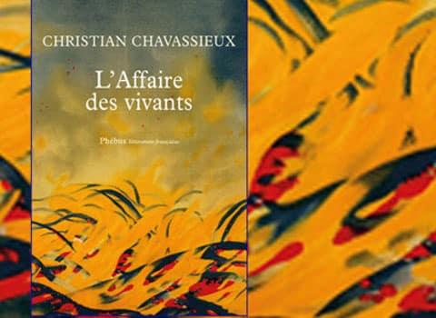 Christian Chavassiseux trace l'épopée de Charlemagne Persant, paysan capitaliste