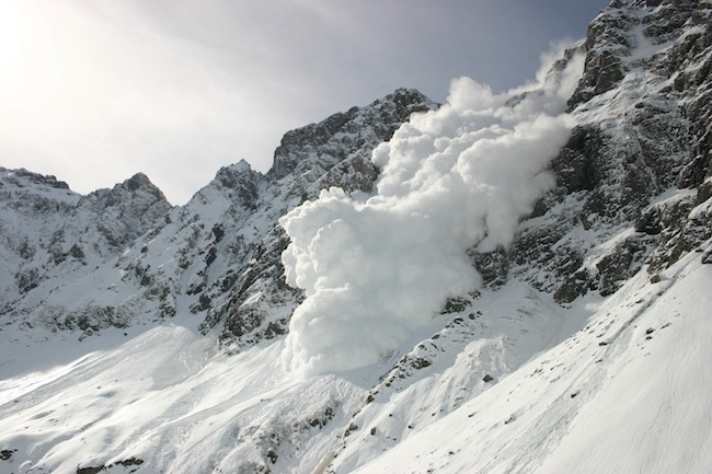 Risques avalanches dans les Alpes : faut-il recoter le risque ? Credit Aurélien Prudor