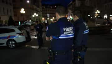 Policiers municipaux. © Ville de Grenoble