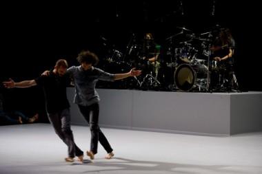 Photo du spectacle de danse D'après une histoire vraie de Christian Rizzo