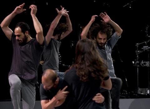 Les huit danseurs dans D'après une histoire vraie