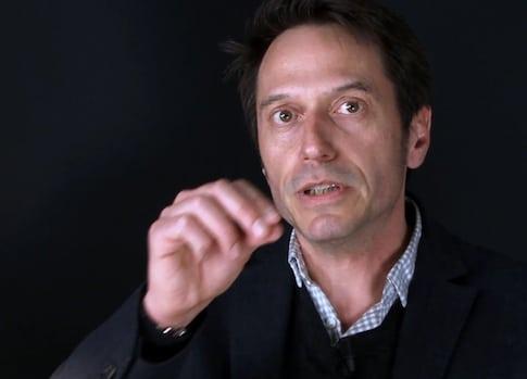 Frédéric Saudou, directeur de Grenoble Institut de Neurosciences, travaille à décoder les mécanismes de la maladie de Huntington. DR