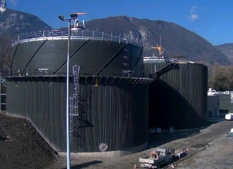 Aquapole © Site internet de Grenoble Alpes Métropole