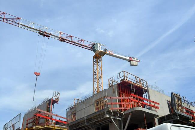 La reprise des chantiers répond aussi à une impératif économique pour les entreprises, estime Jean-Pierre Barbier © Sidonie Hadoux
